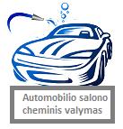 Automobilių salono cheminis valymas